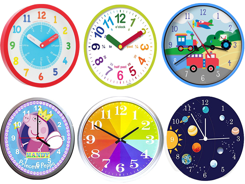 Kids Clocks
