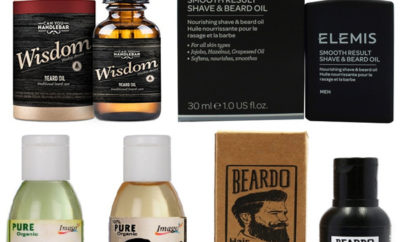 Beard Growth Oils