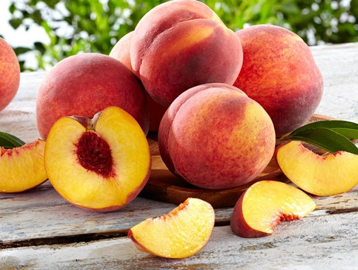 Peaches for Glowing Skin 12