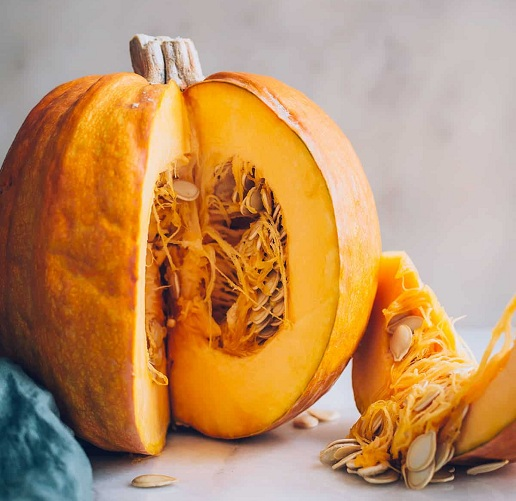 Pumpkins for Glowing Skin 14