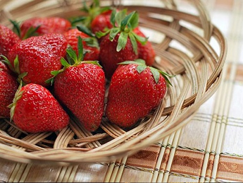 Strawberry for Glowing Skin 8