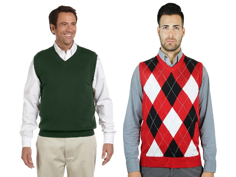 Sweater Vests For Women and Men