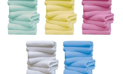 Terry Towels That Absorb Large