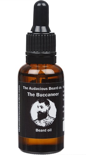 The Buccaneer Oil – Audacious Beard