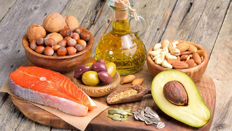 Types of Fats and Sources
