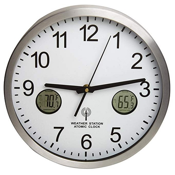 atomic clock designs