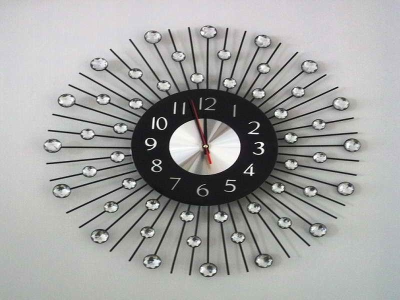 home wall clock designs