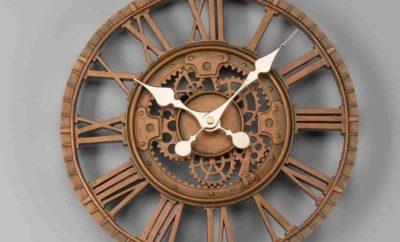 Mechanical clock designs