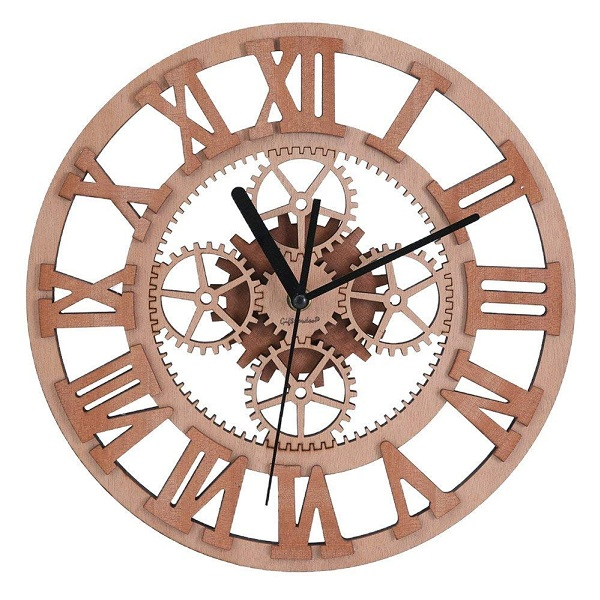 wooden clock designs
