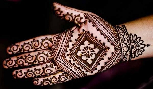 12 Simple Henna Mehndi Designs For Men And Groom Styles At Life