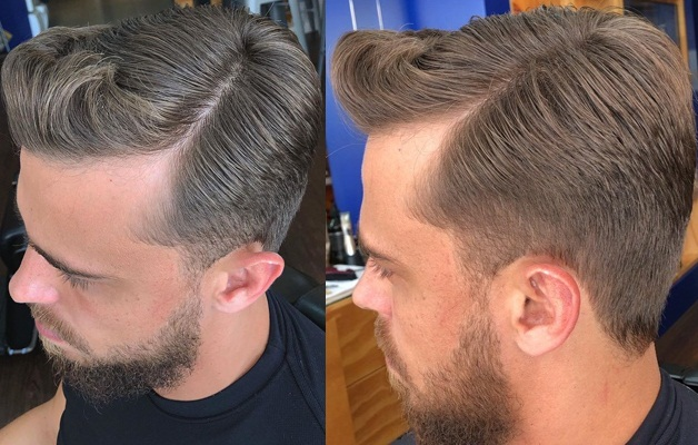 Fade Hairstyles 1