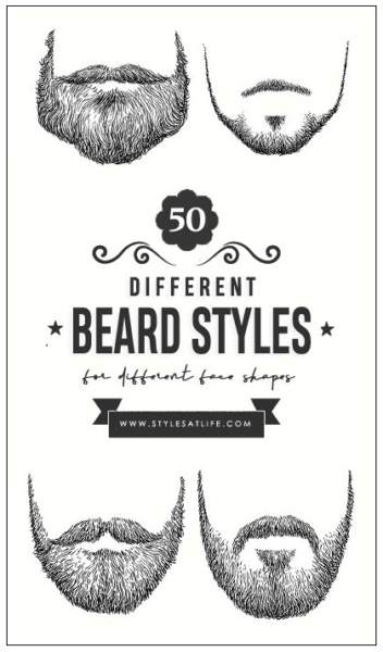facial hair looks for men