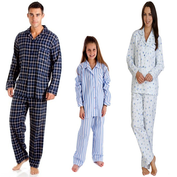 Cotton Pajamas