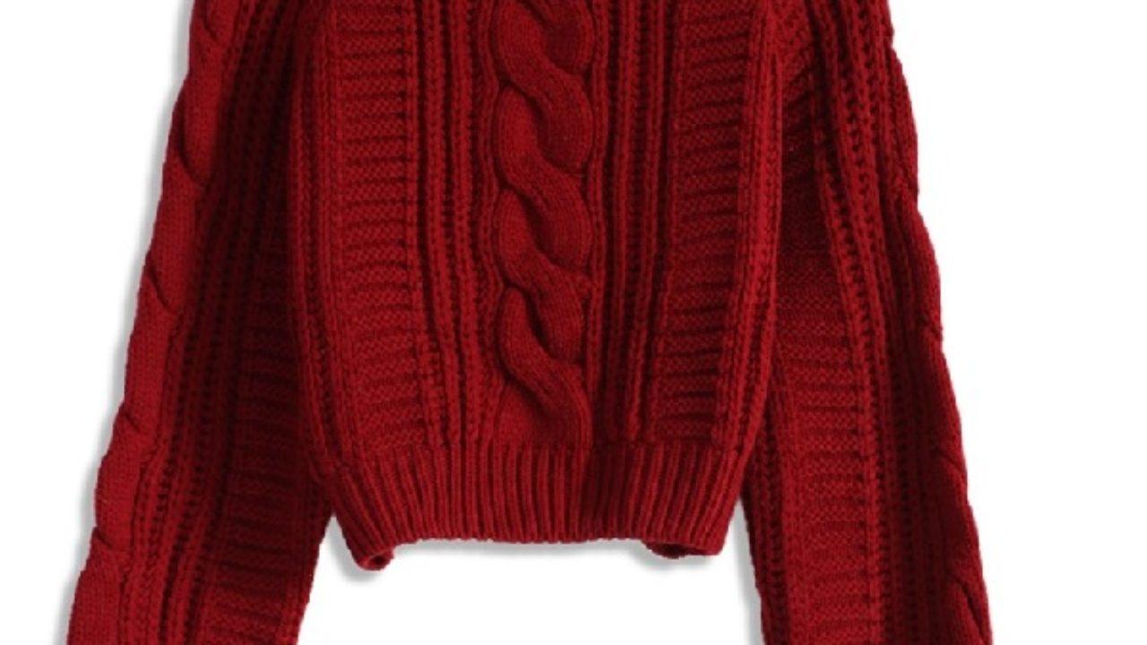 9 Modern Cropped Sweaters For Women In 2019