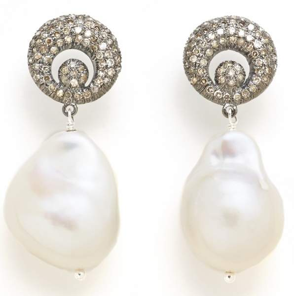 Dazzling Baroque Pearls Jewelry