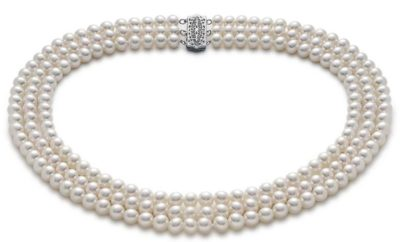 Fashionable Cultured Pearls Jewelry Designs