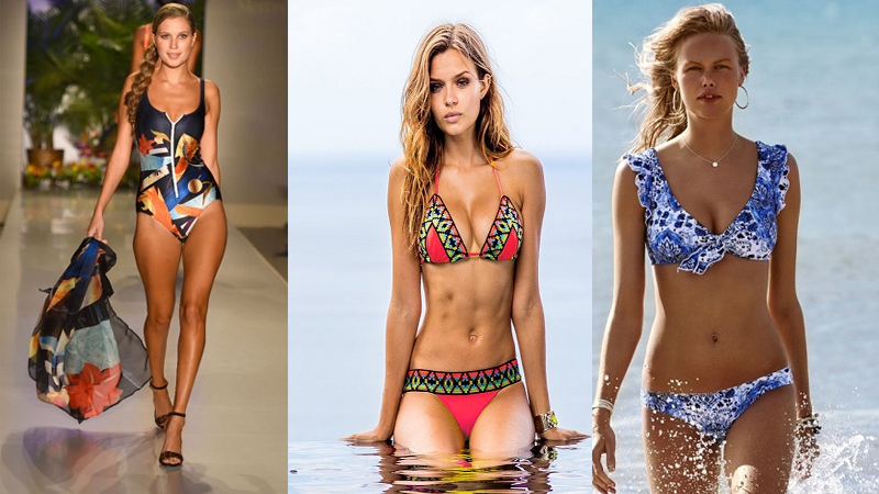 Fashionable Designer Swimsuits For Women In Style