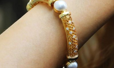 Glamorous South Sea Pearls Jewelry