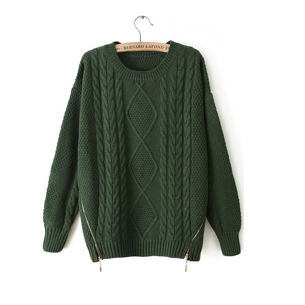 Green Sweaters For Women In India