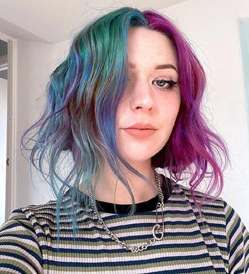 Grunge Hairstyles 10