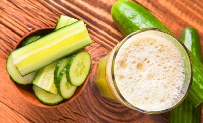how to eat cucumber to lose weight