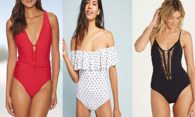 Latest And Cute One Piece Swimsuits For Women