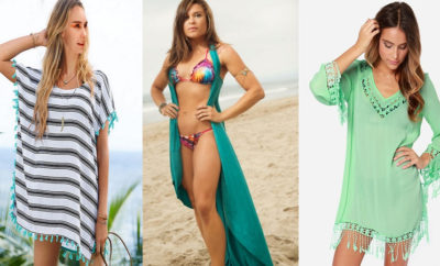 Modern And Cute Swimsuit Cover-Ups for Women