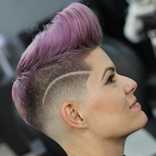 Punk Hairstyles for Short, Medium and Long Hair