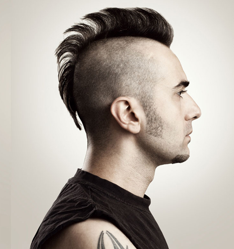 Punk Hairstyles for Men