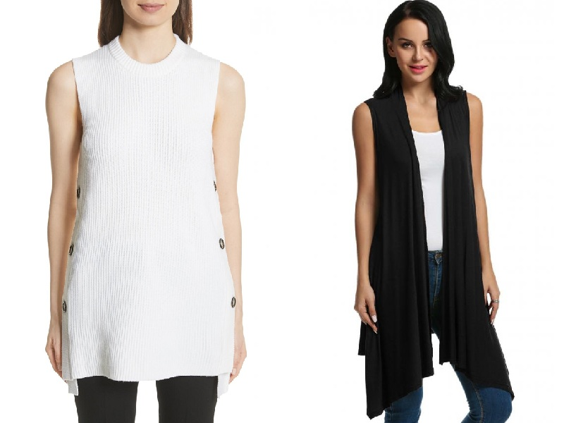 Sleeveless Sweaters For Women And Men in