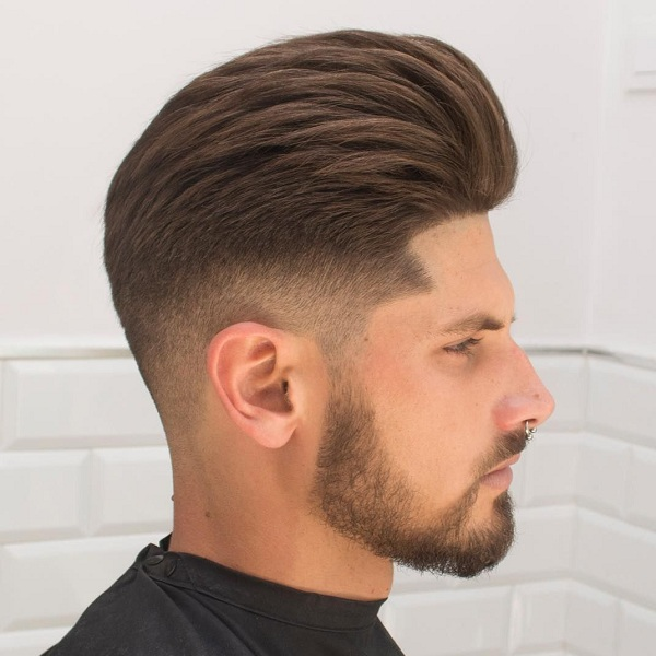 Splendid Pompadour Hairstyles for Men