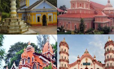Temples in Goa
