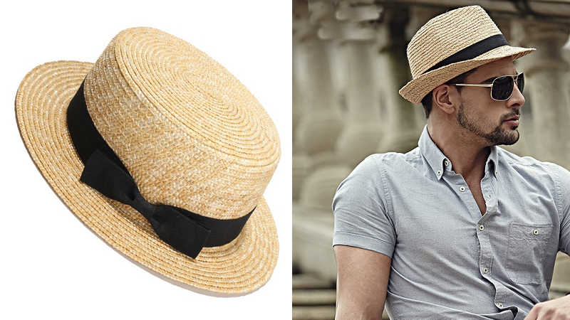 a435c137a 9 Trending Beach Hats For Men And Women In 2019 | Styels At Life