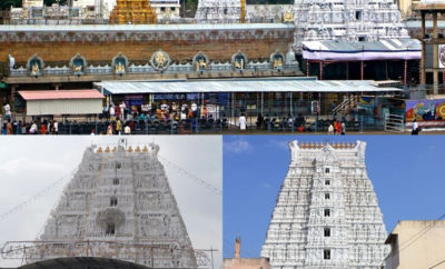 Amazing Temples Around Tirupati
