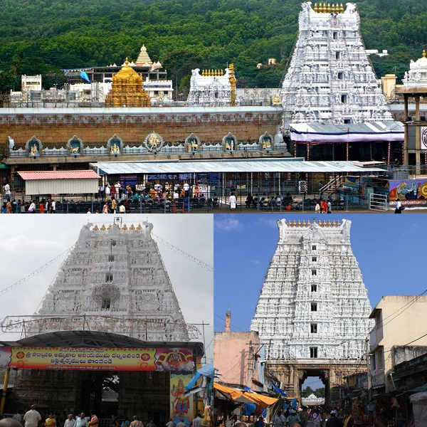 Amazing Temples Around Tirupati