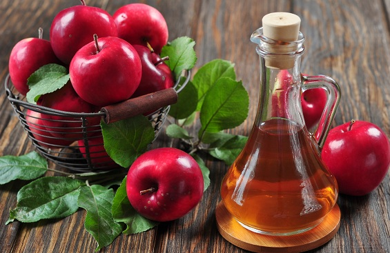 Apple cider vinegar for diarrhea