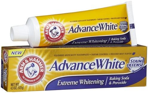 Arm & Hammer Toothpaste Baking Soda