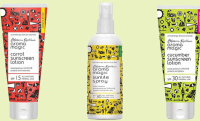 Aroma Magic Sunscreen Lotions
