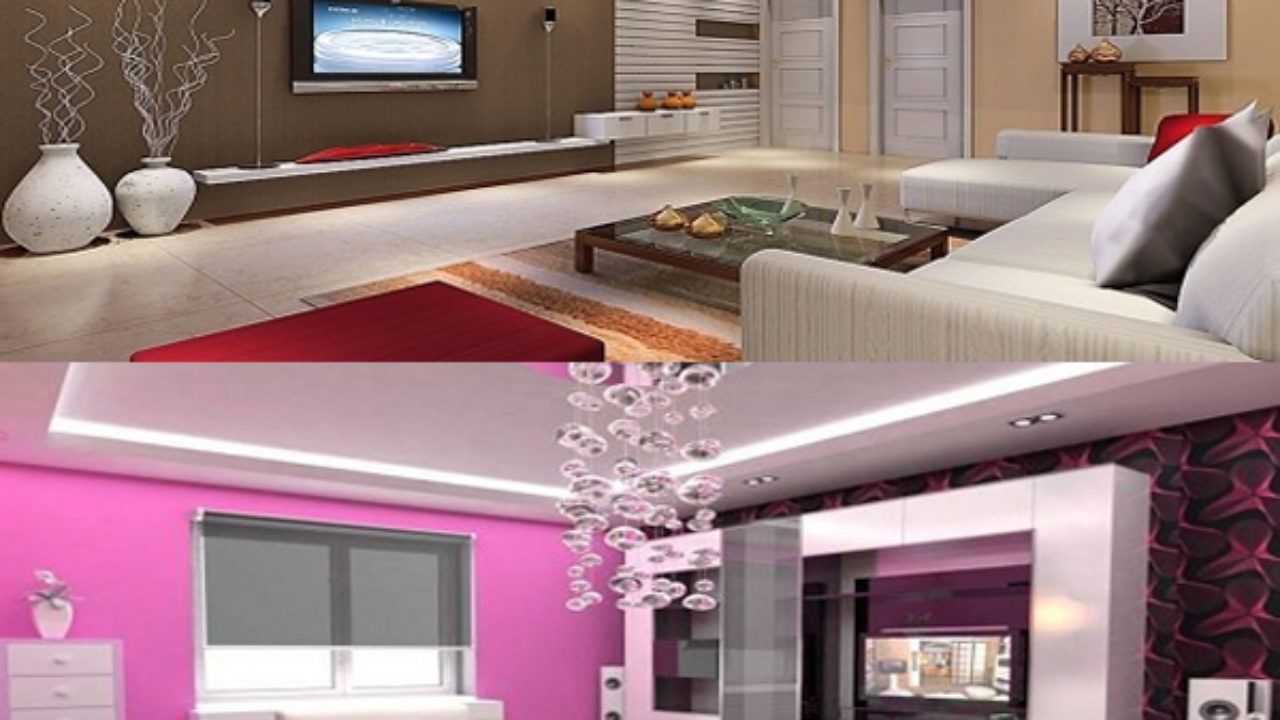 15 Latest Hall Colour Designs With Pictures In 2019