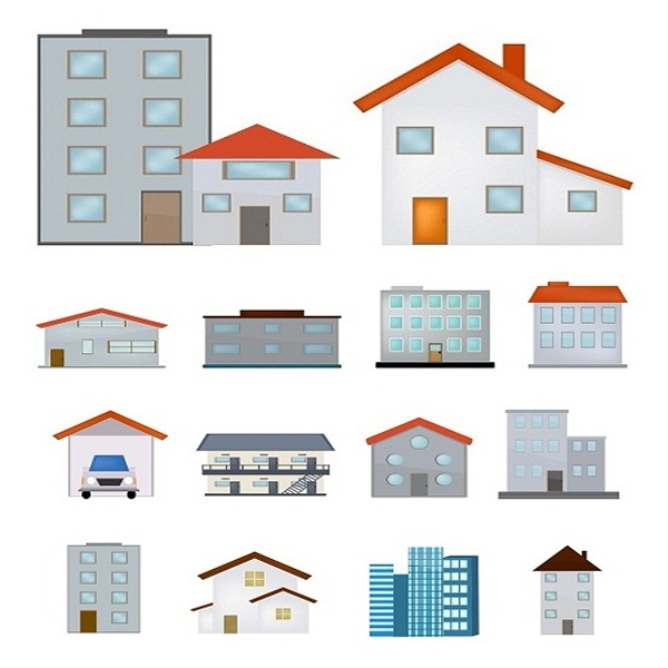 Types of House in India