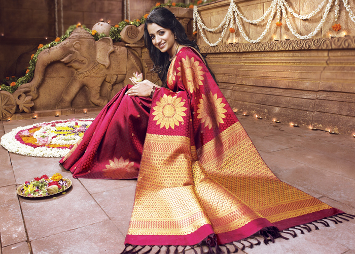 15 most beautiful nalli sarees collection with images