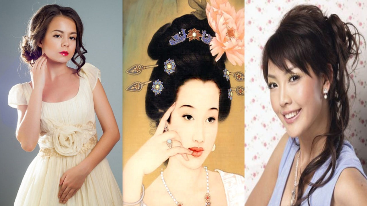 15 Best Chinese Hairstyles For Women With Pictures Styles