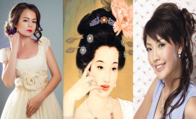 Best Chinese Hairstyles for Women with Pictures