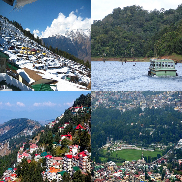 Best Honeymoon Places to Visit around India in November 2018