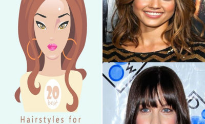 Best Looking Hairstyles for Oval Face Shape Female 2018