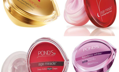 POND'S Night Creams