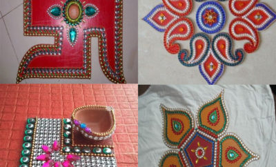 Best Wooden Rangoli Designs and Patterns for Floor