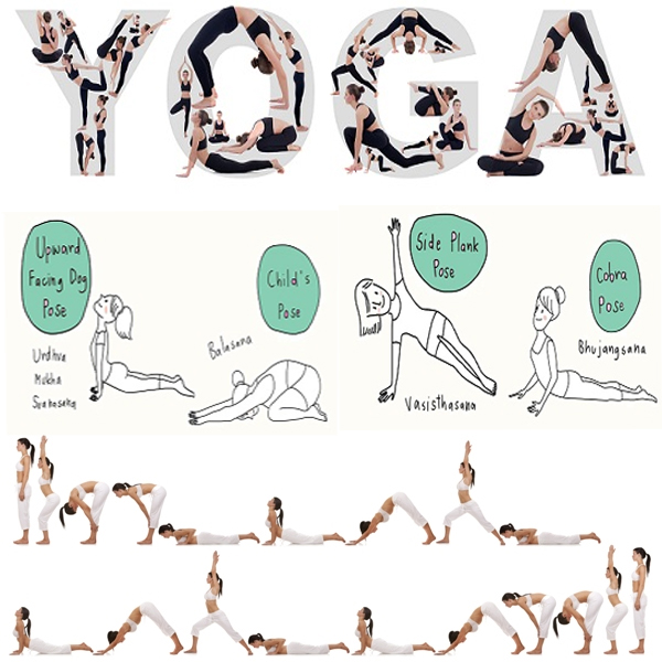 50 Different Yoga Asanas That Every Beginner Should Know Styles At Life