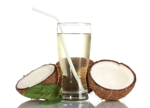 coconut water for diarrhea
