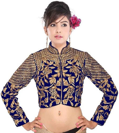 80 Best Blouse Designs Images Different Sleeve Structures